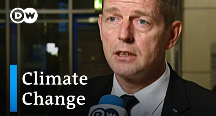 Ruining the Planet: Not only are the German Far Right Scary Racists, they're Climate Denialists to Boot