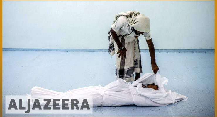 Yemen: On Memorial Day, Remember the 233,000 Dead in US-Backed Saudi War