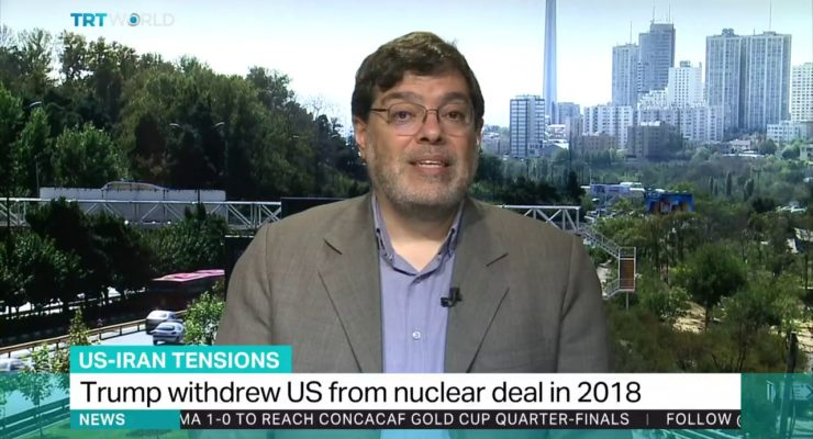 After Trump's Breach, Iran said it Would Withdraw from Some of the Nuclear Deal: It Hasn't