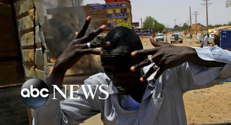 As Military Junta consolidates Rule in Sudan, Masses demand Civilian Government