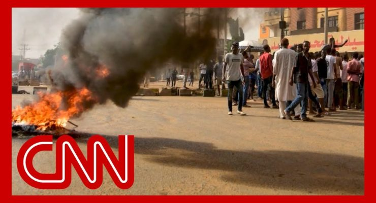 Why Sudan's deadly Crackdown on Protesters could Escalate in coming Weeks