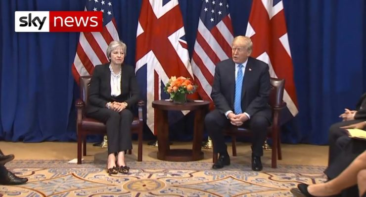 Will Britain Cave to Trump's Press for Conflict with Iran?
