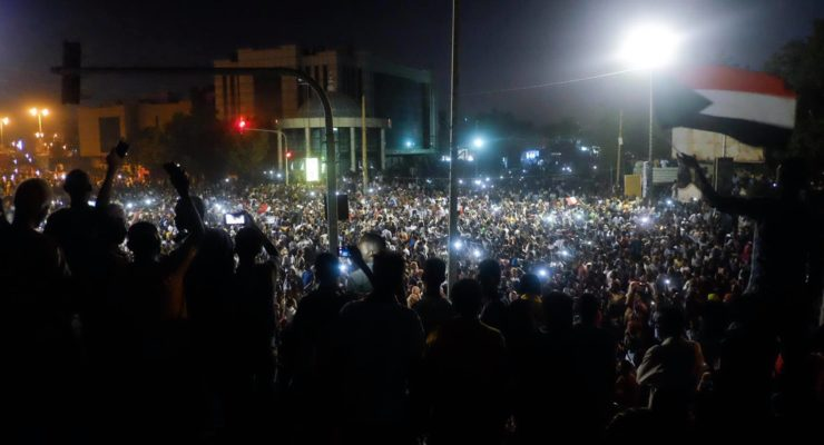 What the Press Gets Wrong about the Sudan Crisis: It isn't (Mainly) about Secular Democracy