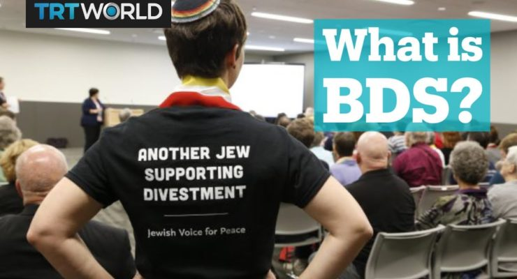 As the Far Right goes Global, so do Bills trying to Outlaw boycott of Israel