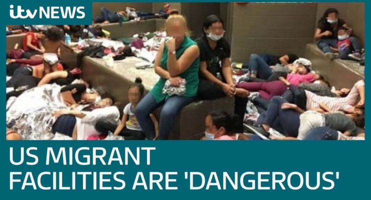 Atrocity: American Concentration Camps for Immigrant Children