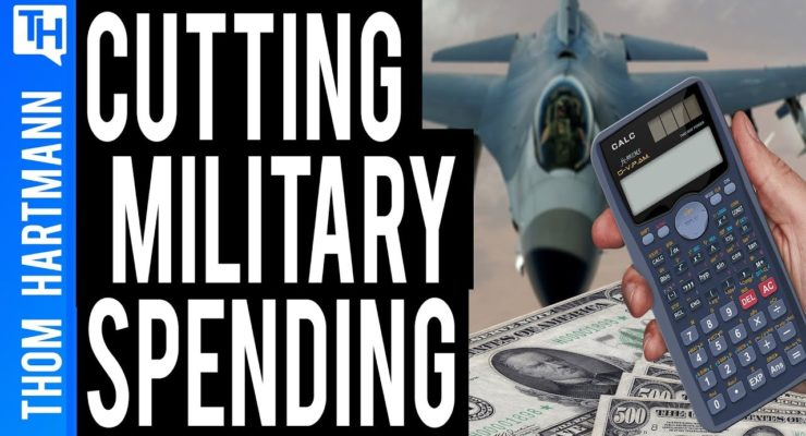 How the Military-Industrial Complex Ate America