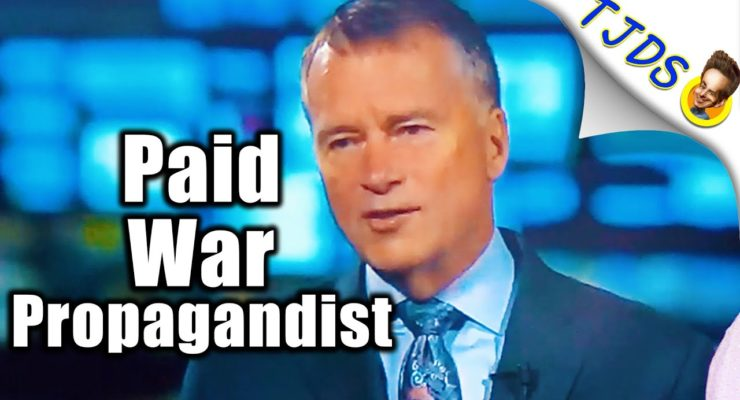 Wars R Us:  Our Best and Brightest have Warned us of Pentagon Propaganda Machine