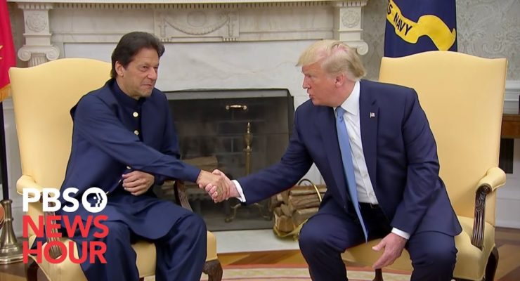Why Afghanistan peace is key to rebuilding relations between the US and Pakistan