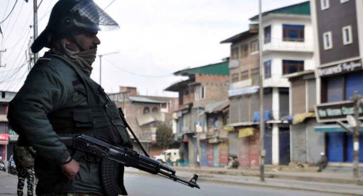 This Time, the World Is Watching in Kashmir