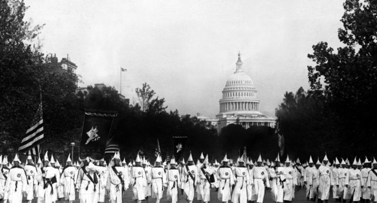 Those Calling for a Domestic War on White Nationalist Terrorism should Beware Federal Heavy-Handedness