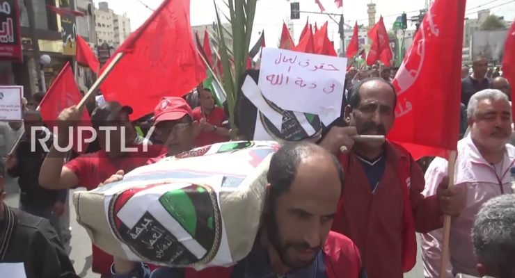 A Century-Old War: Palestine's Class Struggle and the 'Three Separate Enemies'