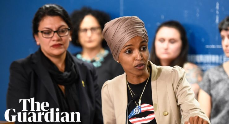 Jewish Liberalism v. Jewish Nationalism:  How Trump's tweets on Ilhan Omar and Rashida Tlaib Pitched an Old Divide