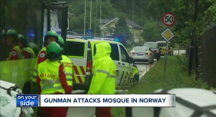 Valhalla Awaits! After White Terrorism at Oslo Mosque, what if Trump spoke about Supremacists the Way he does Islam?