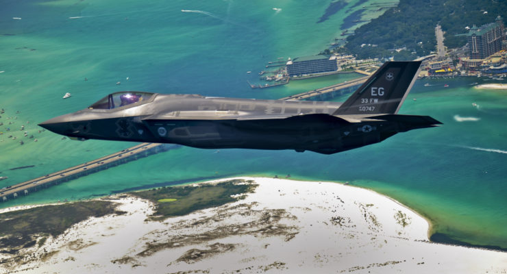 The Ultra-Costly, Underwhelming F-35 Fighter: Lockheed Martin Remains Top Gun in the Pentagon's Cockpit