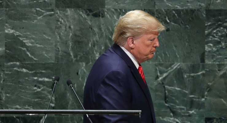 "Annals of Impeachment: From Nixon's ""Smoking Gun"" Tape to Trump Zelensky Summary"