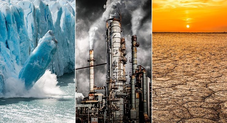 Could Climate Crisis' Extreme Weather Threaten American Prosperity?