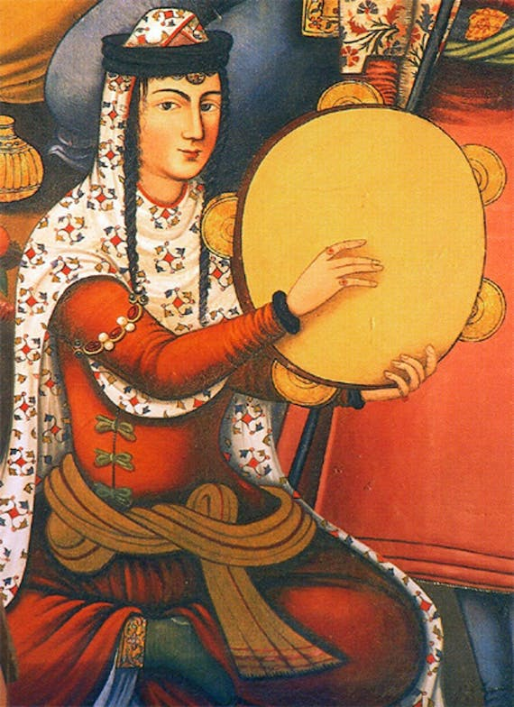 Forget Politics: The Joys of Iran's Traditional Music