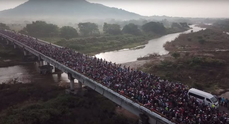 How climate change is driving emigration from Central America