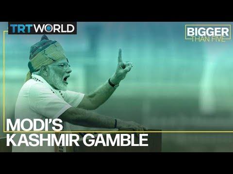 Kashmir: How Modi's Virulent Hindu Nationalism Brought India & Pakistan to the Brink, Again