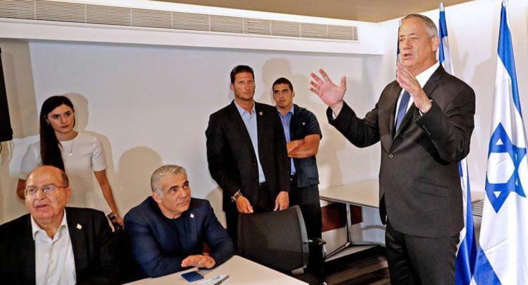 Netanyahu no Longer King in Israel: A Byzantine Electoral Gothic