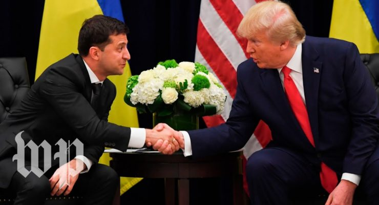 Ukraine gave up its Nukes for a US Security Pledge; Then Trump Muscled Zelensky by Cutting Mil. Aide