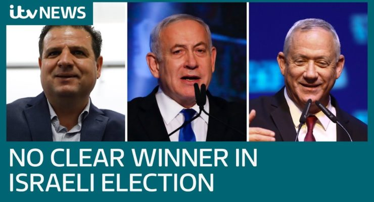 What Israel's Inconclusive Elections and Gridlock Means for Palestinians and the Mideast