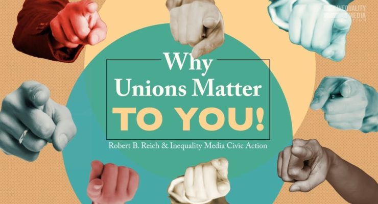 Why You can't have Democracy without Strong Workers' Unions