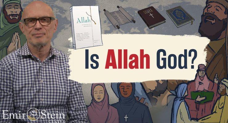 Is Allah God?   A Christian Theologian Replies