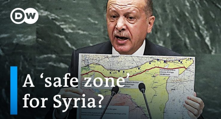 Is Turkey planning an attack on Syrian Kurds?