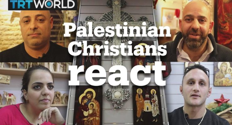 The Israeli Ethnic Cleansing of Palestinian Christians that nobody is talking about
