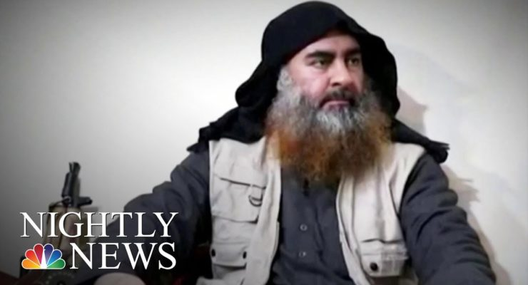 US Militarism, having Provoked ISIL into Being, Kills Cult Leader Baghdadi
