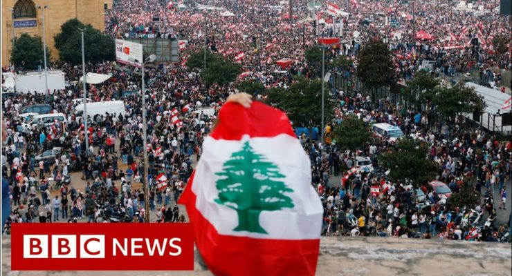 Will Massive Lebanese Demos end the Country's Era of Corruption?