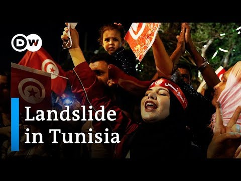 """Will Tunisia's Populist """"Robocop"""" new President bring """"Freedom and Dignity"""" or  . . .?"""
