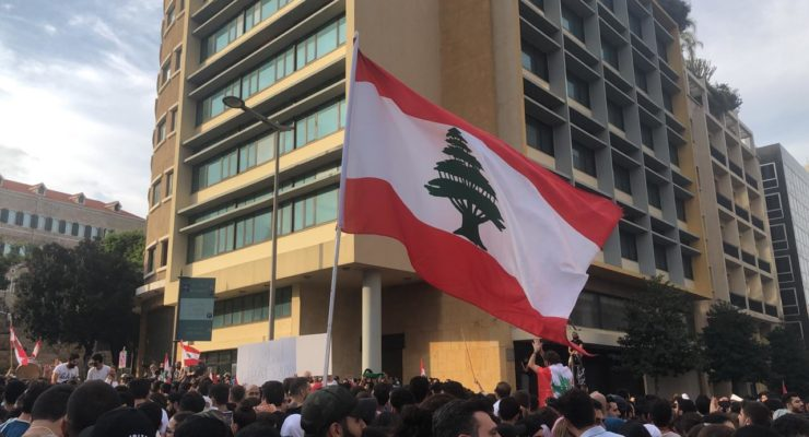 "Once the ""Paris of the Middle East,"" Lebanon's Financial and Health Crises are Tearing it Apart"