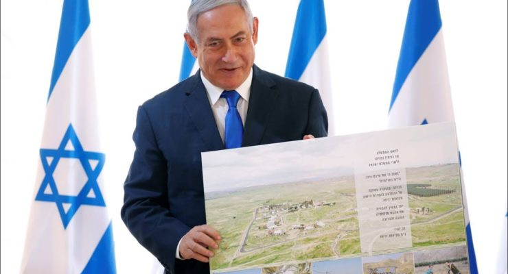Israel v. Palestine in Age of Trump:  Annexation is the Highest Stage of Settler Colonialism