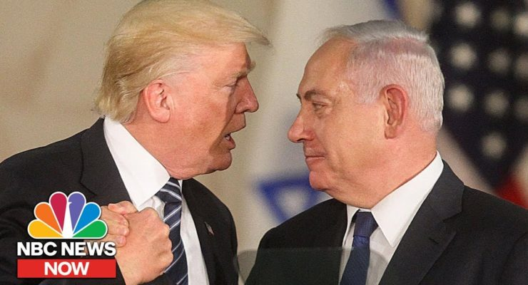Trump and Israel's Netanyahu:  How the Far Right Subverts Democracy Globally