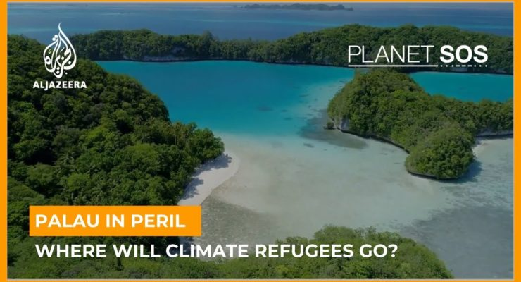 Where will the Millions of Refugees Created by our burning Fossil Fuels Go?