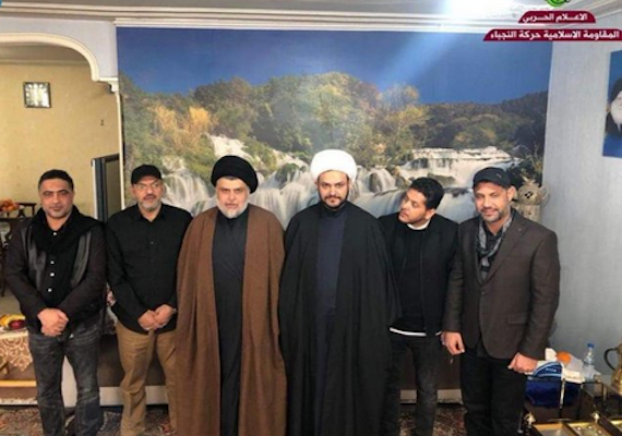 Challenge to Trump: Muqtada al-Sadr & Iraqi Shiite leaders Call for a Million-Man March against US Military Occupation