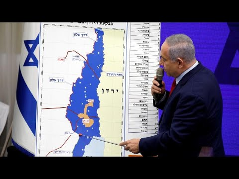 Yawns from Int'l Community as Israel Goes for Annexation of Palestine and Abandons 2-State Solution