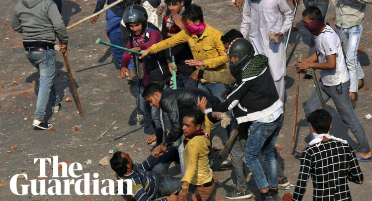 Targeting Muslims, India is Abolishing Birthright Citizenship