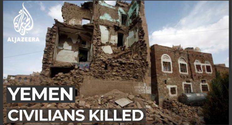 UN Condemns 'Shocking' and 'Terrible' US-Backed Saudi Coalition Bombing That Killed 31 Yemeni Civilians