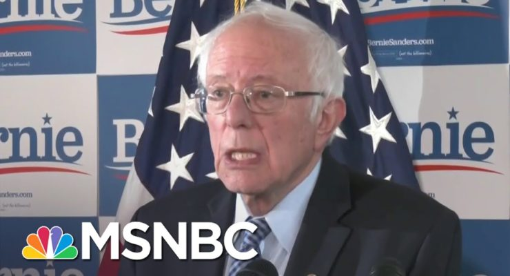 Can Bernie Sanders yet make Socialism Cool Again?