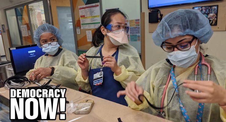 Coronavirus: Corporate Media ignores how Privatization of Hospitals explains Lack of Beds, Ventilators