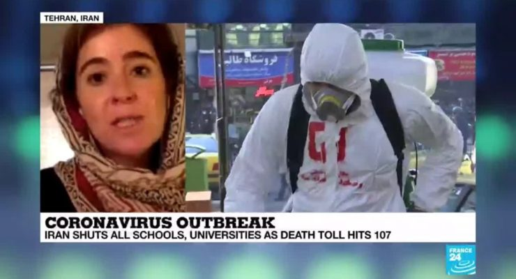 How many Iranians will die of Coronavirus because of Trump's Economic Blockade on that Country?