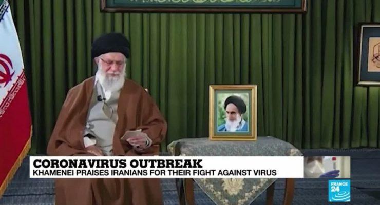 Iran's Ayatollah Khamenei Pulls a Trump on Coronavirus: Denies Own Responsibility, Blames a Foreign Country (US)