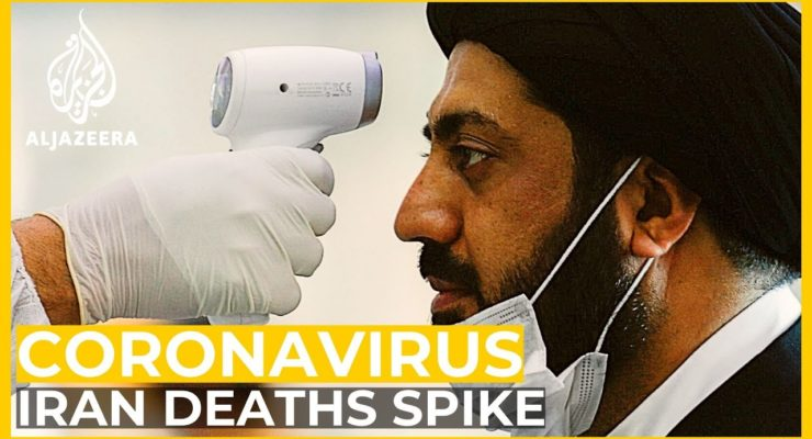 To Help Stem Coronavirus, Lift the Sanctions on Iran