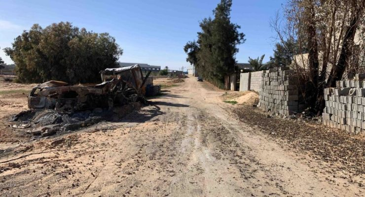 In War Crime, United Arab Emirates Drone Strike in Libya kills 8 Civilians