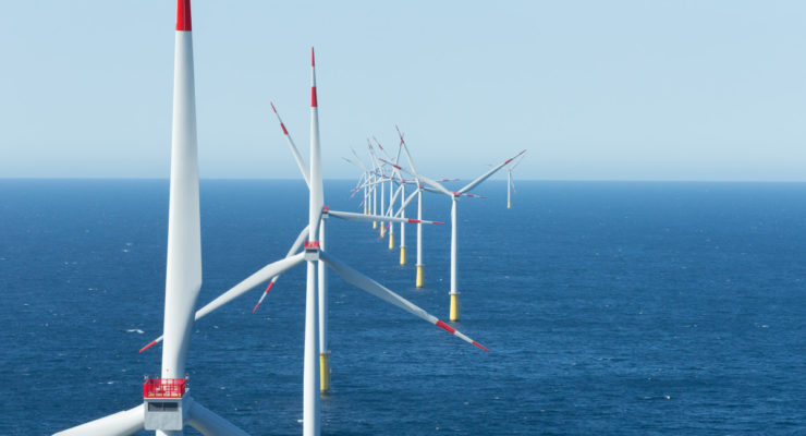 Germany marks first ever Quarter with more than 50 pct Renewable Electricity