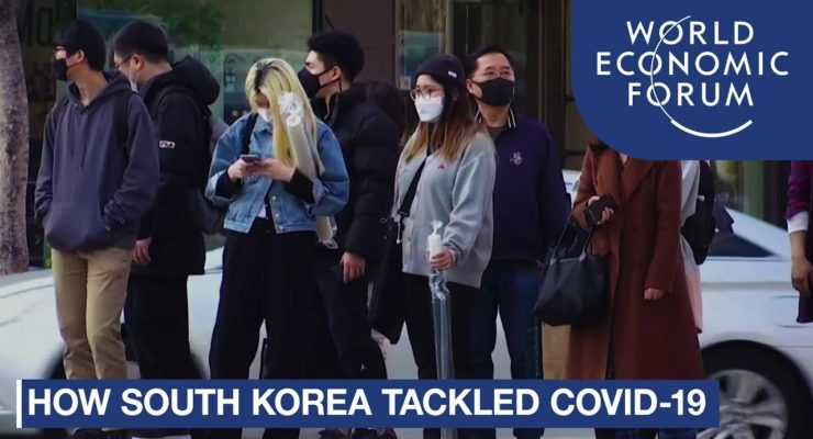 How did we Become so Backward?  S. Korea had US Equivalent of 1,311 Coronavirus Deaths as we hit 16,000