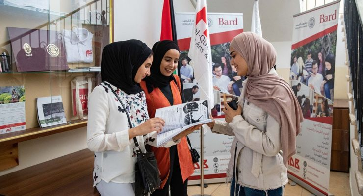 Is Sympathy for the Plight of Occupied Palestinians winning the American University?